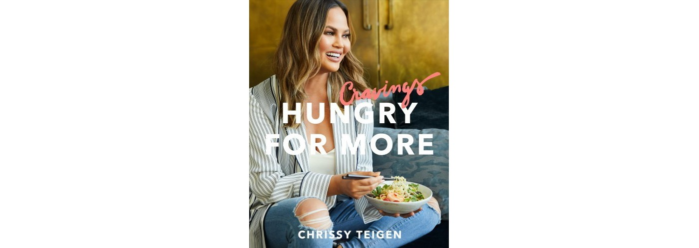 Cravings: Hungry for More by Chrissy Teigen -  (Hardcover) - image 1 of 1