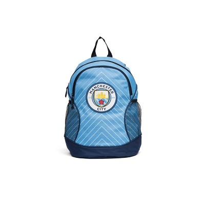 FIFA Manchester City F.C. Double Zipper Backpack