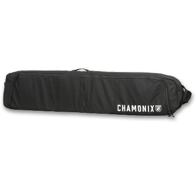 Chamonix Mont Blanc Wheelie Snowboard Bag Black Sz 166cm