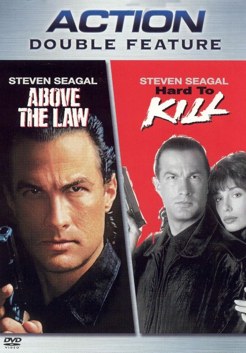 Above the Law/Hard to Kill - image 1 of 1