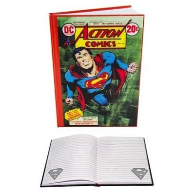 Paladone Products Ltd. DC Comics Superman Lenticular Notebook