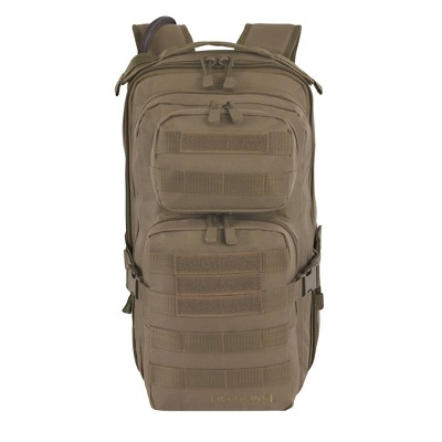 Fieldline Tactical Surge Coyote Hydration Pack - Brown
