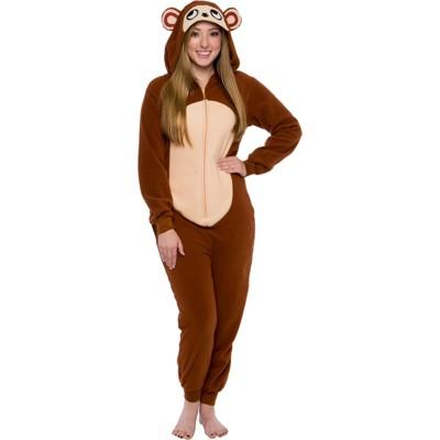 Funziez! Monkey Slim Fit Adult Novelty Union Suit