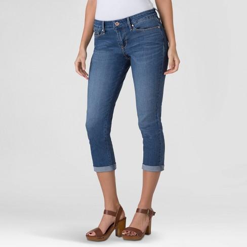 DENIZEN®from Levi's® Women's Modern Cropped Jeans - Charlotte - 4 - image 1 of 1