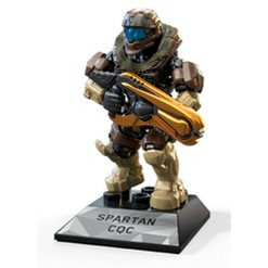 Mega Construx HALO Spartan CQC Figure