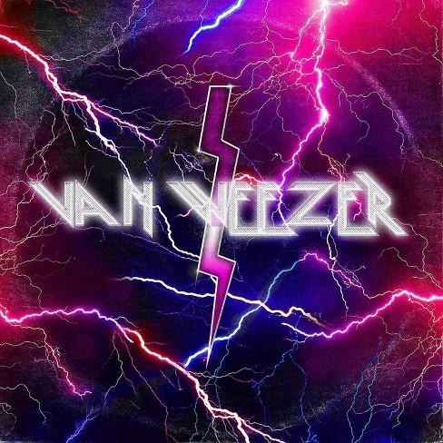 Weezer - Van Weezer (CD) - image 1 of 1