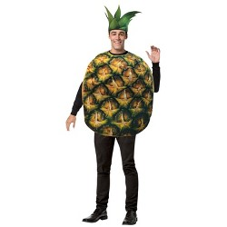 Adult Pineapple Halloween Costume
