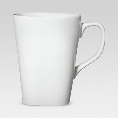 Square Coffee Mug 13oz Porcelain - Threshold™