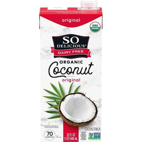 So Delicious Coconut Milk - 32 fl oz - image 1 of 4