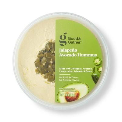 Jalapeno Avocado Hummus - 10oz - Good & Gather™