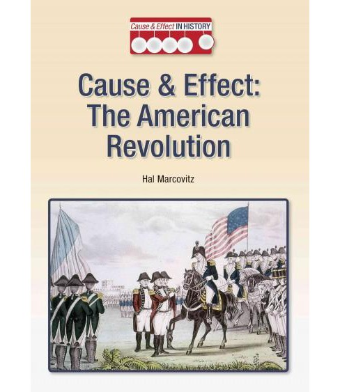 American Revolution (Hardcover) (Hal Marcovitz) - image 1 of 1