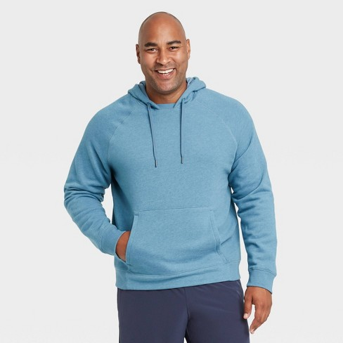 Men's Fleece Pullover Hoodie - All in Motion™ - image 1 of 3