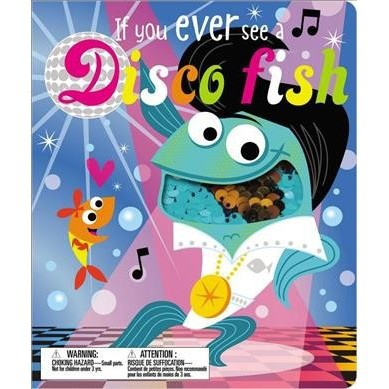 Disco Fish 10/15/2017
