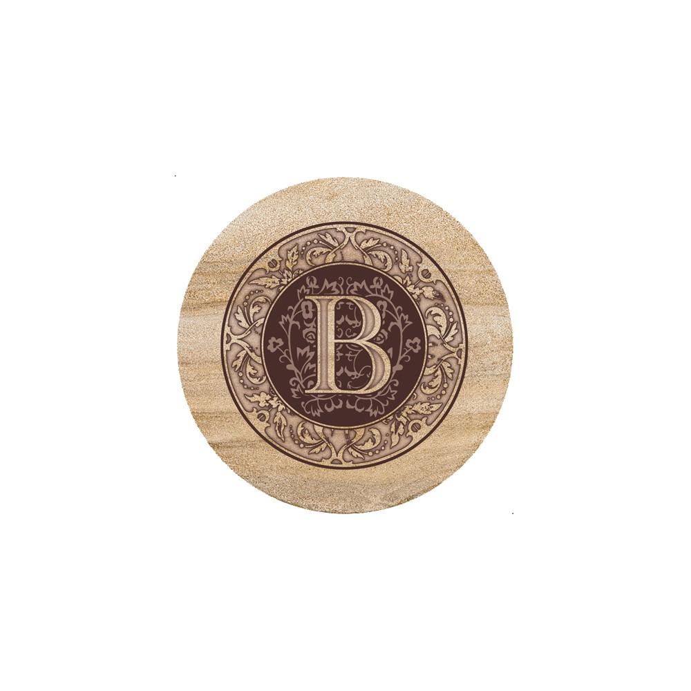 Thirstystone Monogram B Trivet