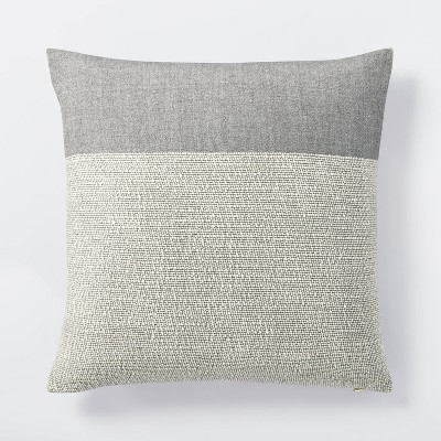 Color Block Throw Pillow - Threshold™ designed with Studio McGee