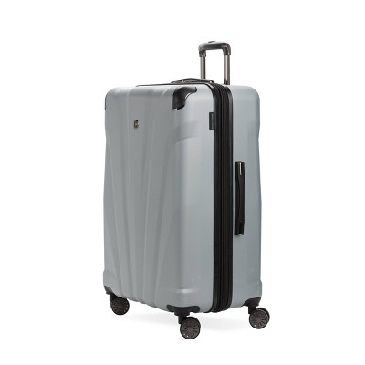 SWISSGEAR 26  Cascade Hardside Suitcase - Silver