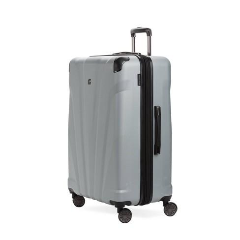 "SWISSGEAR 28"" Cascade Hardside Suitcase - Silver - image 1 of 4"