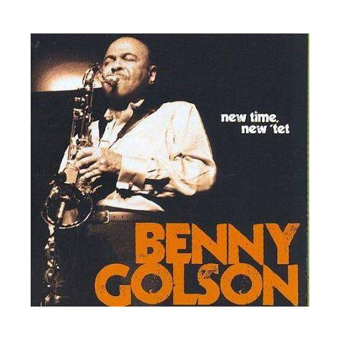 Benny Golson - New Time, New 'Tet * (CD) - image 1 of 1