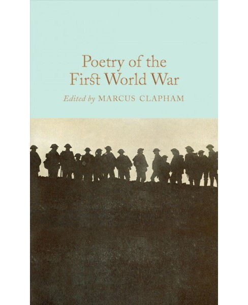 Poetry of the First World War (Reissue) (Hardcover) - image 1 of 1