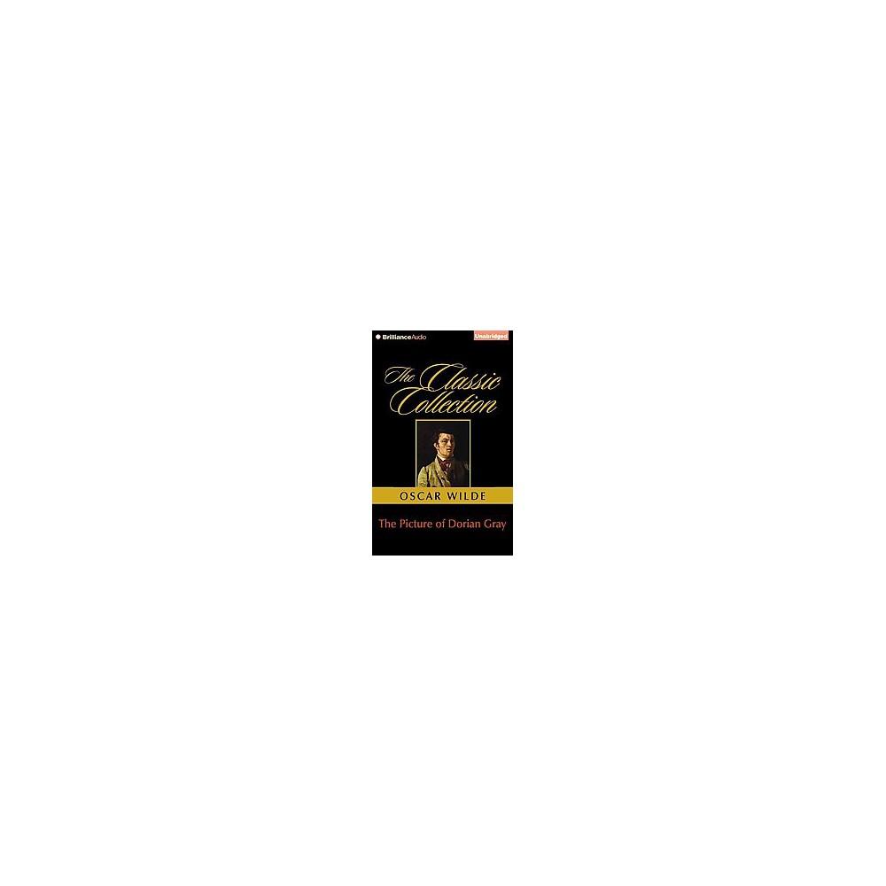Picture of Dorian Gray (Unabridged) (CD/Spoken Word) (Oscar Wilde)