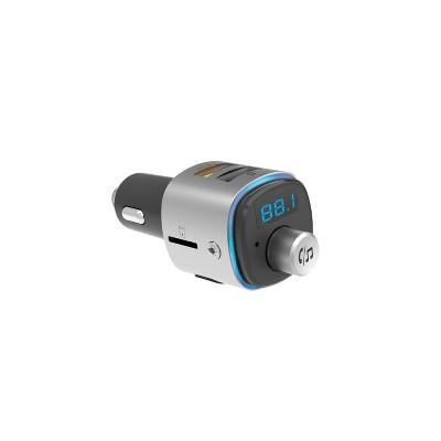 Bracketron Roadtripper VOICE Car Audio Bluetooth FM Transmitter – Black