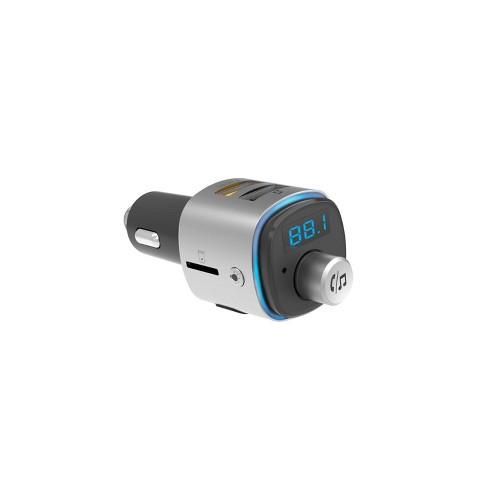Bracketron Roadtripper Voice Car Audio Bluetooth FM - Black - image 1 of 4