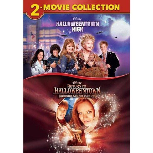 Halloweentown (3 & 4) 2-movie Collection (DVD) - image 1 of 2