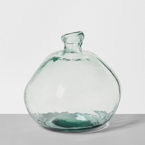 Recycled Glass Vase - Hearth & Hand™ with Magnolia - image 1 of 2