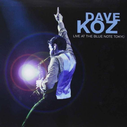Dave Koz - Live At The Blue Note Tokyo (CD) - image 1 of 1