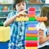 ECR4Kids Big Building Bricks with Windows & Doors - Sensory Toddler Toy - 140 Piece - image 2 of 4