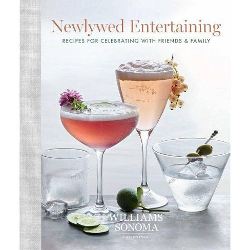 Newlywed Entertaining - by  Williams Sonoma (Hardcover) - image 1 of 1