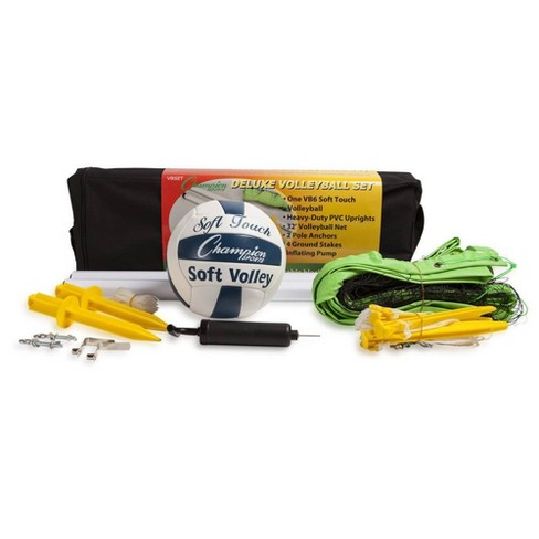 Champion Sports Deluxe Volleyball Set - image 1 of 4