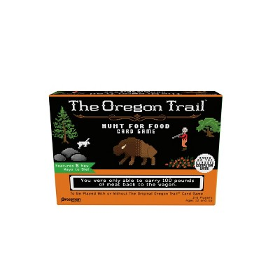 The Oregon Trail: Hunt for Food Game