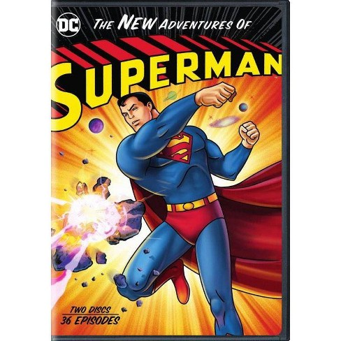 The New Adventures Of Superman (DVD) - image 1 of 1
