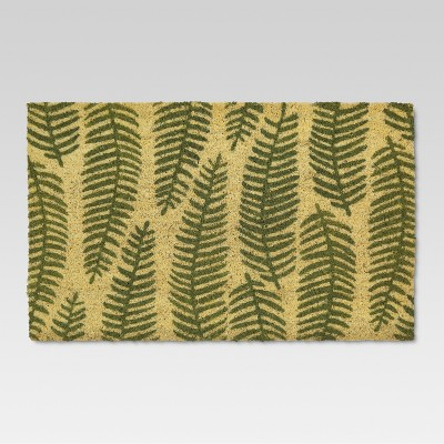 18 x30  Doormat - Fern - Threshold™