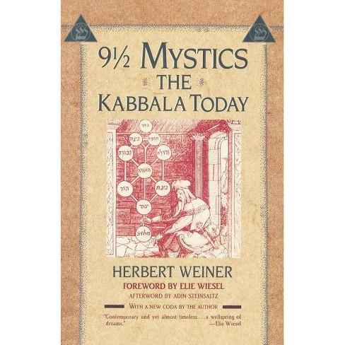 Nine and a Half Mystics - by  Herbert Weiner (Paperback) - image 1 of 1