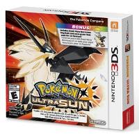 Pokemon Ultra Sun Starter Bundle Nintendo 3DS Deals
