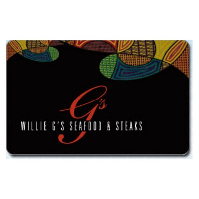 Willie G's Seafood & Steak $25 (Email Delivery)