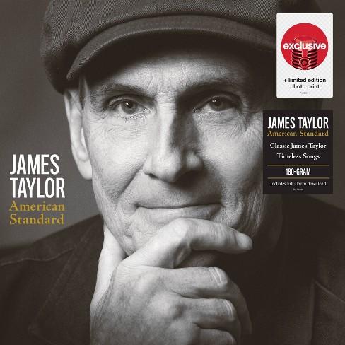 James Taylor - American Standard (Target Exclusive, Vinyl) - image 1 of 1