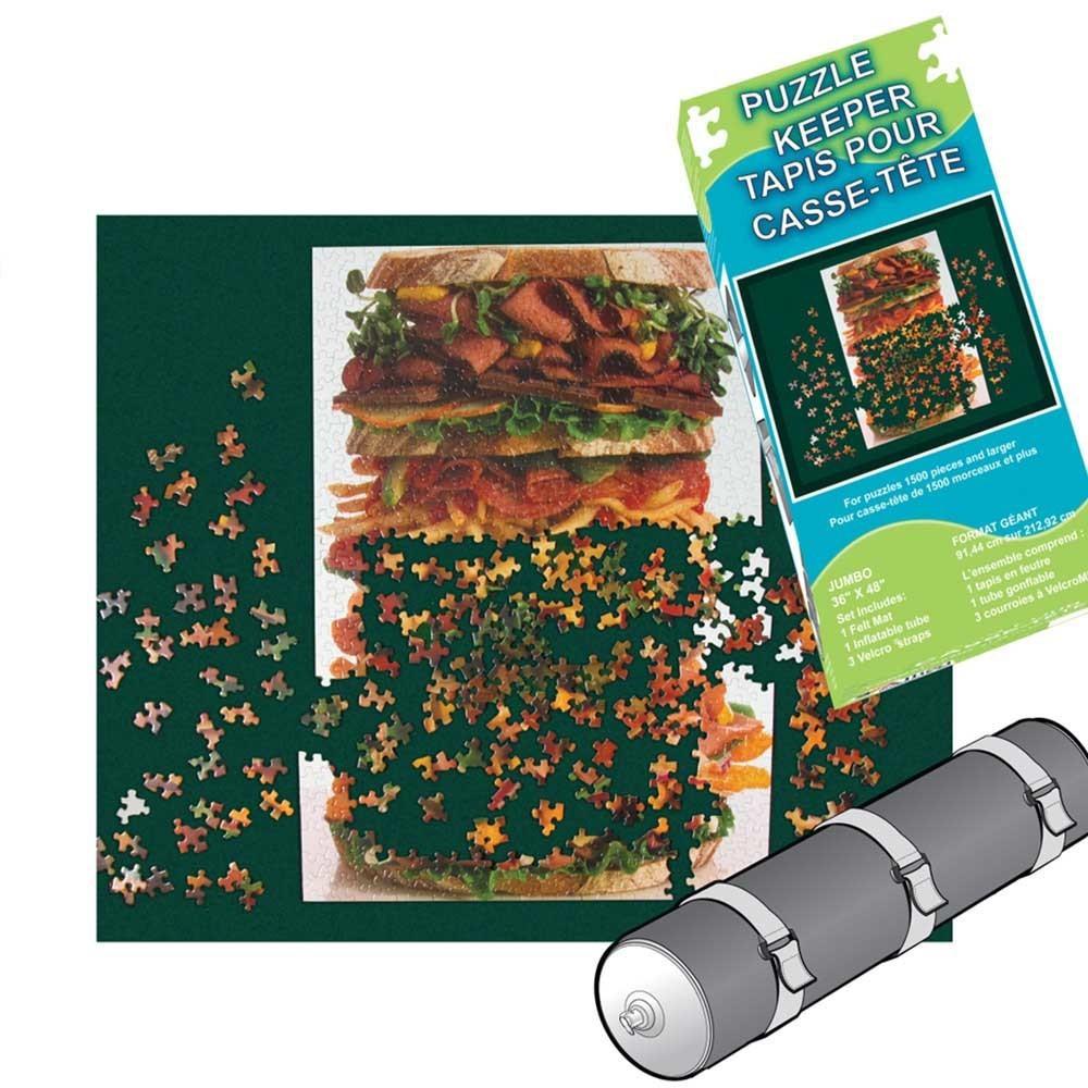 Springbok Jigsaw Puzzle Keeper Jumbo - 2000pcs & Smaller Accessory