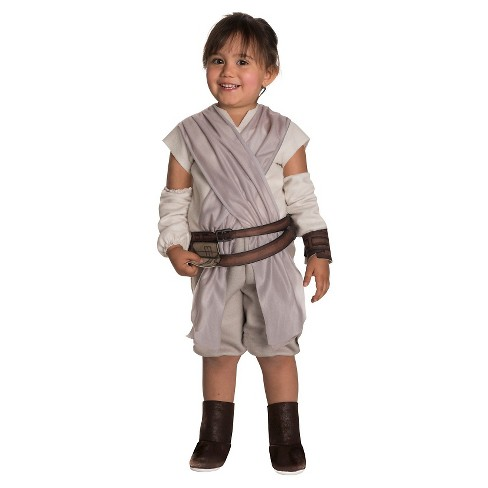 Star Wars The Force Awakens Rey Toddler Costume One Size - image 1 of 1