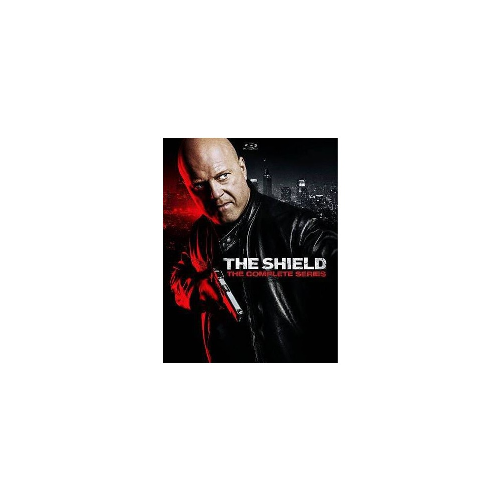 Shield:Complete Series (Blu-ray)