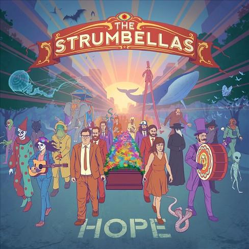 Strumbellas - Hope (CD) - image 1 of 1