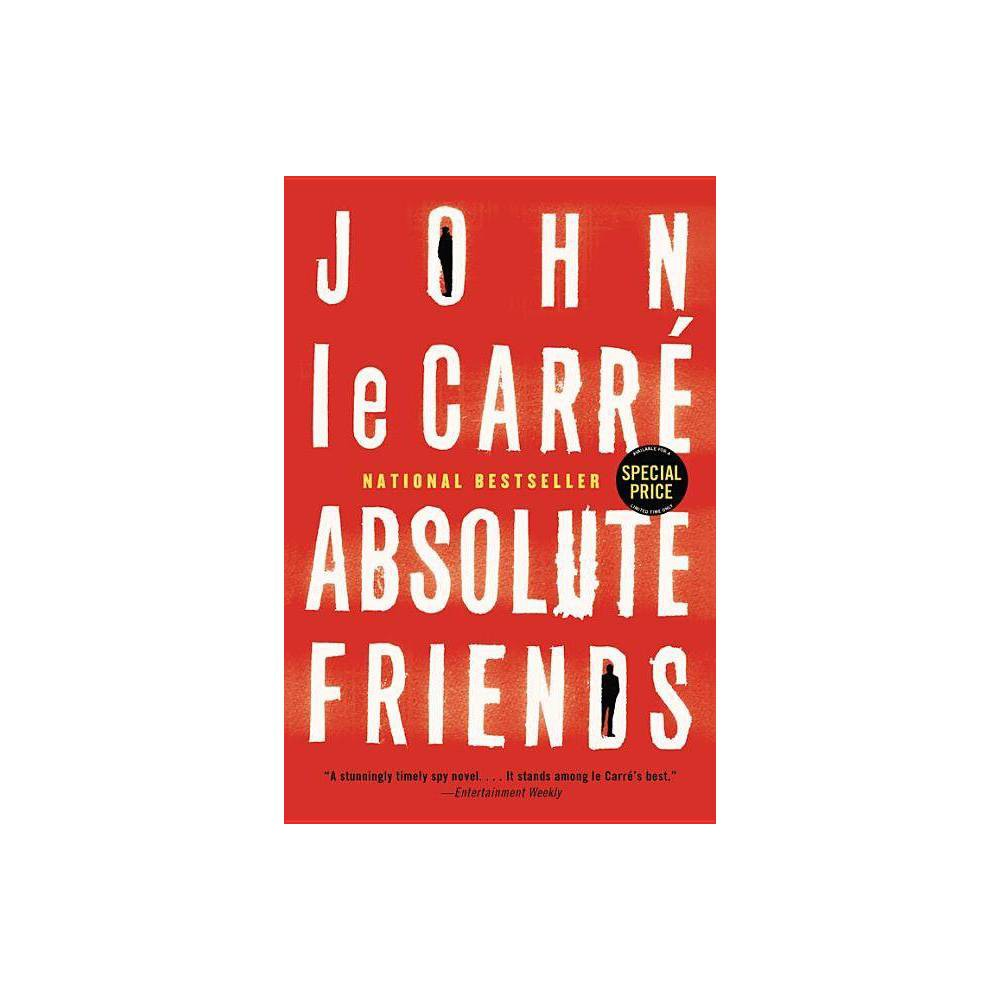 Absolute Friends By John Le Carr Paperback