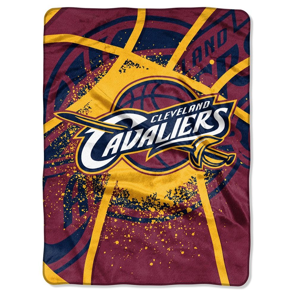 Cleveland Cavaliers Northwest 60 x 80 Throw