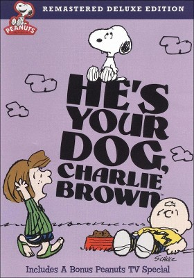 He's Your Dog, Charlie Brown (Deluxe Edition) (DVD)
