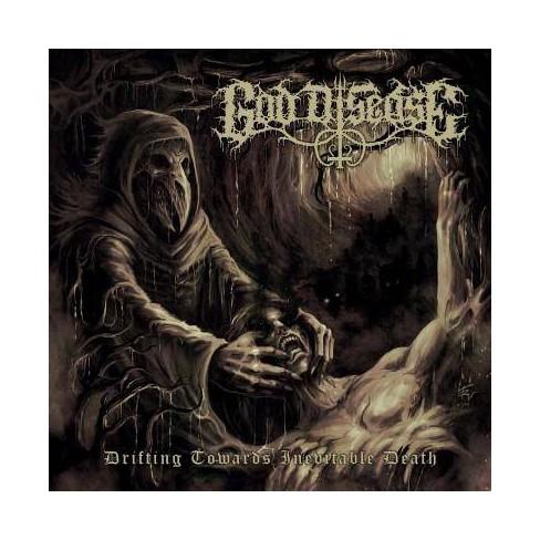 God Disease - Drifting Towards Inevitable Death (CD) - image 1 of 1