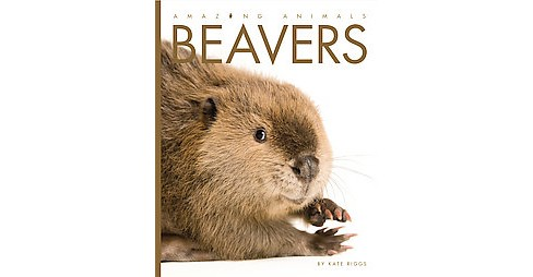 Beavers (Paperback) (Kate Riggs) - image 1 of 1