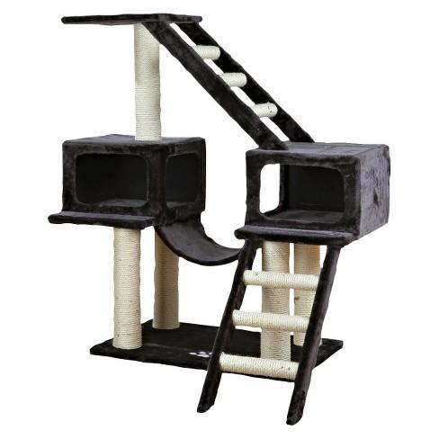 Trixie Malaga Cat Playground - Gray - image 1 of 2