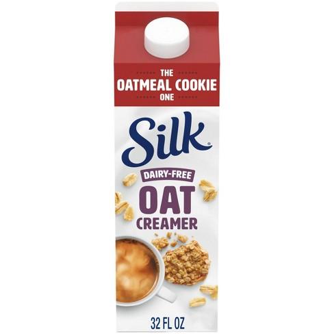 Silk Oat Yeah! Oatmeal Cookie Creamer - 32 fl oz - image 1 of 4